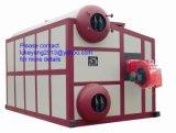 90%の熱効率の産業Szsのディーゼル発射された蒸気ボイラ