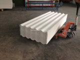 2015 New PVC oco folha do telhado dá forma à máquina