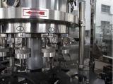 高速水びん詰めにする生産ライン
