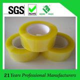Venta caliente Claro BOPP BOPP embalaje cinta / cinta de sellado / BOPP cinta adhesiva