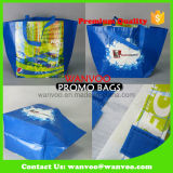 Qualité annonçant le sac non-tissé d'emballage de pp pour des achats