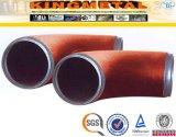 ASTM A105 3000lbsの炭素鋼の管付属品90度の肘