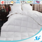 Warm macio White Duck Down Duvets para Winter