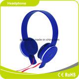 方法様式の費用有効青いヘッドホーン