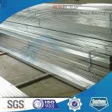 乾式壁によって電流を通される鋼鉄Cチャネル
