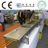 Linea di produzione di plastica di legno della pallina