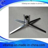 Цена клиента самое низкое частей CNC алюминиевой точности подвергая механической обработке