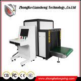 preço da máquina de raio X da segurança do equipamento da raia de placa de aço X de 40mm