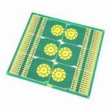 製造業Fr4の0.8mm OSP 1layer PCBの