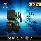 RF automático de controle remoto e receptor