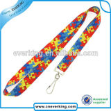 Fábrica Wholesale Highquality Fashion Lanyard com Funny Logo