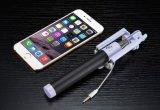 Venta caliente plegable todos en un palillo atado con alambre Monopod F2s de Selfie