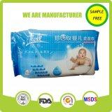 Soem-neues Produkt-Duft-freies Haut-Sorgfalt nichtgewebtes Trender Baby-nasser Wischer