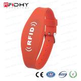 Promozionale IP68 silicone intelligente RFID braccialetto & Wristband