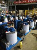 equipos 800kg/24h produciendo la máquina del fabricante de hielo de la escama