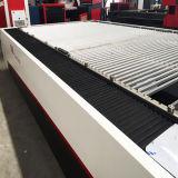 Taglio automatico del laser dell'acciaio inossidabile del tessuto e macchina per incidere