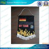 Staatsflagge-Fußball-Wimpel-dekorative hängende Markierungsfahne (M-NF12F13018)