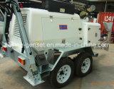 이동할 수 있는 등대 발전기 세트 또는 세트를 생성하는 디젤 엔진 Genset /Diesel 또는 Genset 또는 디젤 엔진 Genset