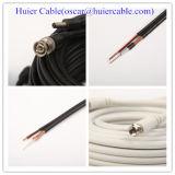 Горячий кабель сбываний Rg59 сиамский