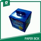 Caisse d'emballage faite sur commande de boîte d'emballage pour des produits d'entretien/détergent