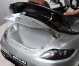 Passeio licenciado Benz no carro com assento e pintura de couro