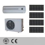 Condicionador de ar 2400BTU solar fixado na parede da C.C. 48V 100%