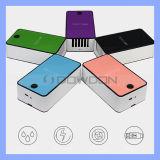 Bewegliches Handminiklimaanlage-Gebläse USB-nachfüllbares gurrendes Gebläse