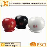 従来のデザイン中国医学の陶磁器のすくうセット