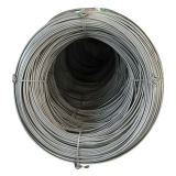 공급 Low Carbon Steel Wire Coil Swrch8a 크기로 7.85mm