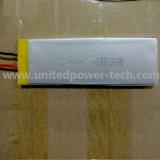 Bateria recarregável de Lipolymer do íon do lítio