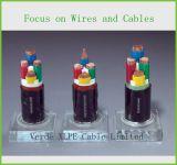 3core Multicore XLPE Kabel, Gepantserde Elektrische Kabel