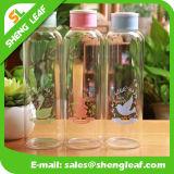 Fles van het Water van het Karakter Fashionary van de lage Prijs de Transparante (slf-WB035)