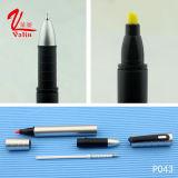 Le crayon lecteur en plastique de barre de mise en valeur d'écriture douce conçu le plus neuf