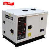 침묵하는 야영자 디젤 엔진 발전기 (BJ6000GE)