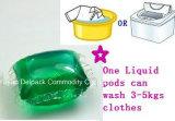 집중된 액체 세제, 세척 제정성 액체, 높고 또는 낮은 세탁제