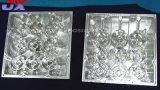 Большой CNC алюминия высокой точности частей подвергая механической обработке от филировать металла
