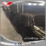 Square e Rectangular saldati Carbon Steel Tube per Construction