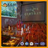 Modèles de planification de zone/modèle de construction/tout le modèle aimable de construction de fabrication/projet de signes des FO/modèles de Customtied