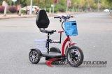 Vespa eléctrica vendedora loca colorida Es5016 de la vespa de China de las ruedas eléctricas de Trike Crowler 2 para la venta