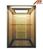 機械部屋が付いているチタニウムのステンレス鋼の乗客のエレベーター