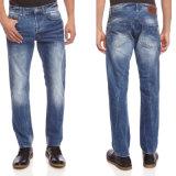 卸売2017本のばねの人の方法洗浄伸張のデニムのジーンズ