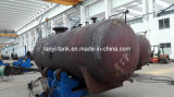 32000L 30FT Kohlenstoffstahl-neuer Becken-Behälter für gefährliches chemisches Ahf