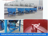 Qtj4-26c 작은 모래 콘크리트 블록 벽돌 만들기 기계