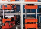 Machine en ligne automatique de Thermoforming de quatre stations