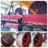 Nastro trasportatore d'acciaio resistente del cavo di standard di BACCANO del CEMA ASTM/