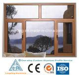 Profils en aluminium en aluminium d'extrusion de Windows