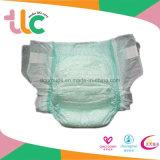 Feito no fabricante sonolento descartável dos tecidos/fraldas do bebê de China em Fujian