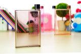 BPA geben flach Portable-gut Siegelprotokoll-Flaschen-Notizbuch-Hochtemperaturisolierungs-Wasser-Flasche frei