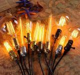 Industrielle Artedison-warme Farbe Decprative Lampen-Birne