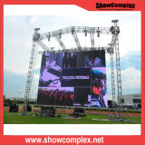 Hot Sell P6 SMD Full Color Outdoor LED Display para Publicidade Comercial